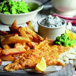 Slimming World's Fish And Chips
