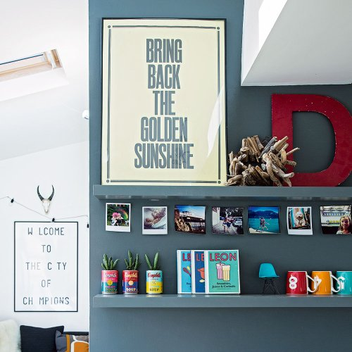 How to put up a floating shelf – follow our easy step-by-step video guide
