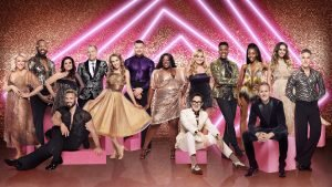 Who is on Strictly Come Dancing 2021 and when does it start?