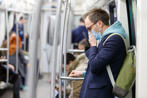 The MTA will start fining riders $50 for not wearing a mask on the subway