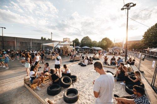 Un open air de 5 600 m2 va ouvrir tout l'été aux Docks de Paris