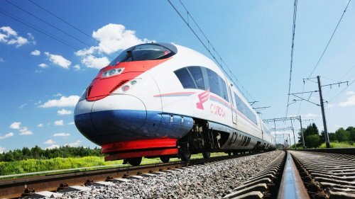 A new super-high-speed train might soon take you from NYC to Boston in less than 100 minutes