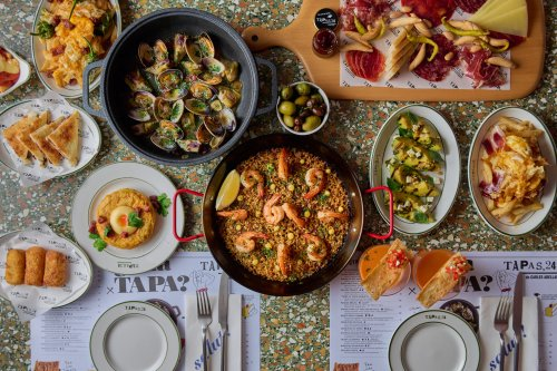 Now open: Popular Tapas 24 from Barcelona opens its first Asian outpost at Robertson Quay