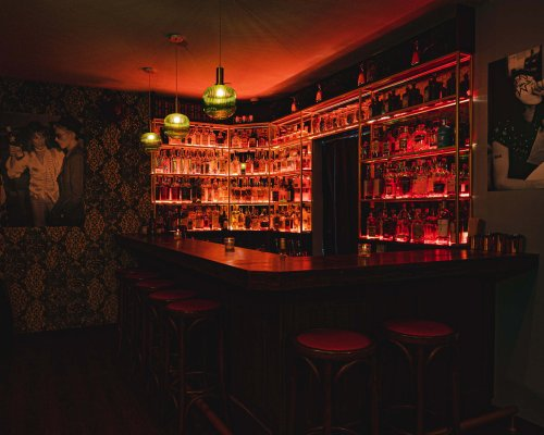 This hidden bar is a secret portal to 1970 New York City