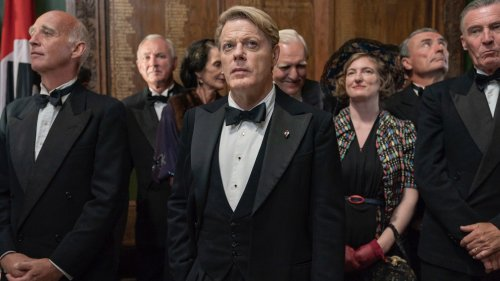 Eddie Izzard talks about writing and starring in 'Six Minutes to Midnight'