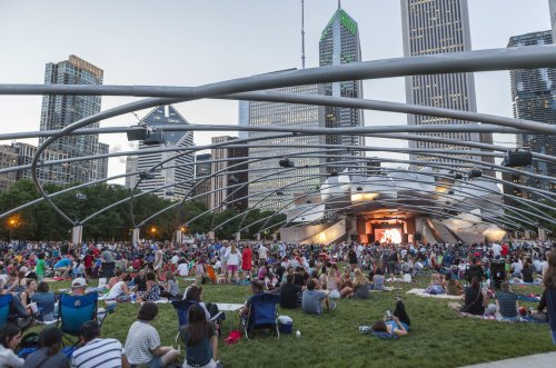 Chicago was voted the 2nd most fun city in the world