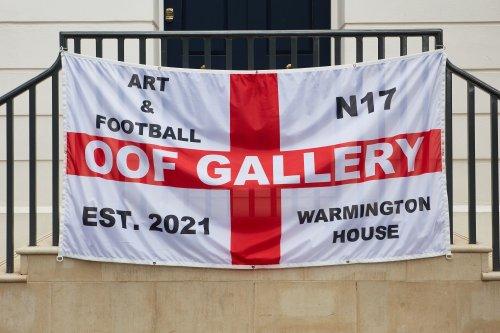 An art gallery is opening at Tottenham Hotspur's stadium
