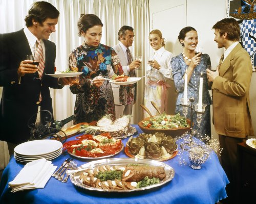 Four ways to immediately improve your next dinner party