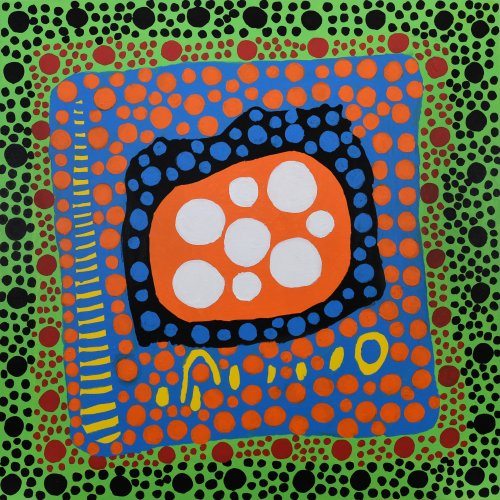 Yayoi Kusama: 'I Want Your Tears to Flow with the Words I Wrote'   Victoria Miro   Art in London