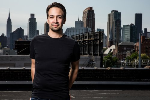 "Lin-Manuel Miranda shares his eight favorite ""inspiration spots"" in NYC"