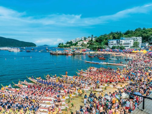 10 things you might not know about the Dragon Boat Festival