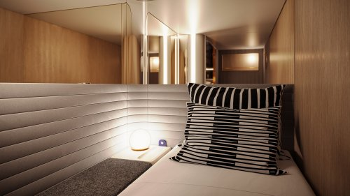 These new sleeper trains are basically luxury hotels on wheels