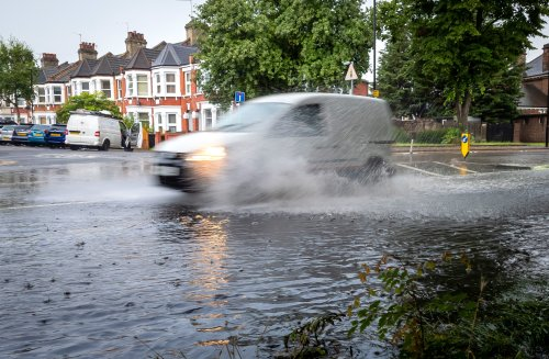 London flooding: this website will tell you if you're at risk