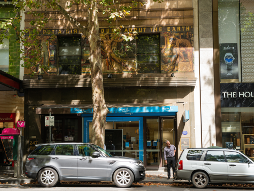 You can park in the city for just $5 from now until Christmas Day