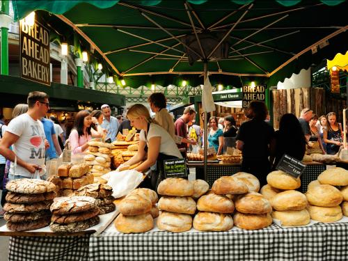 Borough Market is now open on Sundays