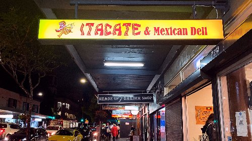 Rosa Cienfuegos opens Itacate, a rustic Mexican eatery-deli in Redfern
