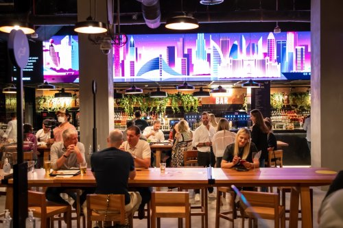 Time Out Market Dubai is now open!