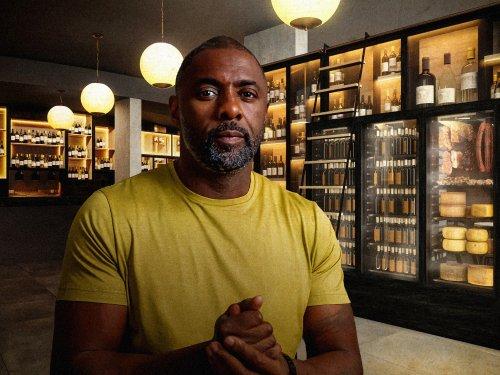Idris Elba is opening a wine bar