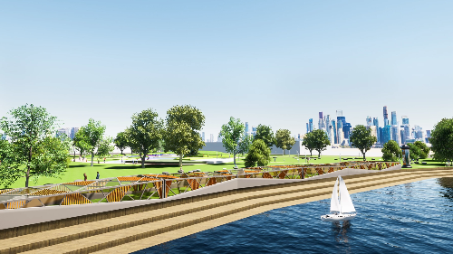 Check out New Yorkers' gorgeous ideas for new parkland in Gowanus