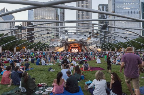 Take a look through Chicago's latest lineup of summer events