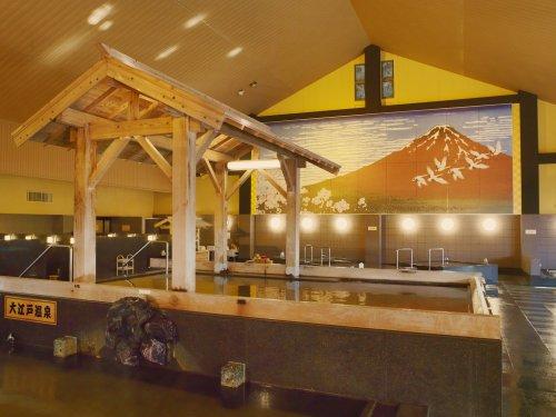Odaiba hot spring theme park Oedo Onsen Monogatari is closing down