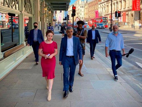 EXCLUSIVE: Sadiq tells Time Out 'I've never felt safer'
