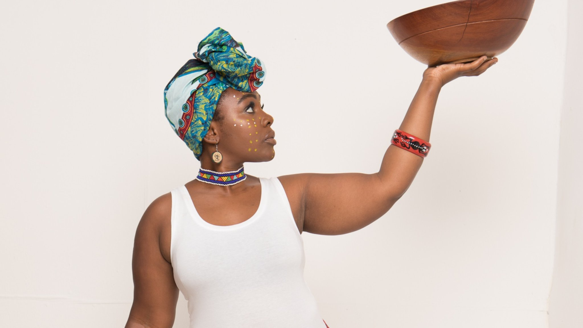 'Lion King' star Tarisai Vushe tells her own story in 'Out of Africa'