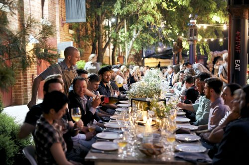Melbourne Food and Wine Festival has been postponed