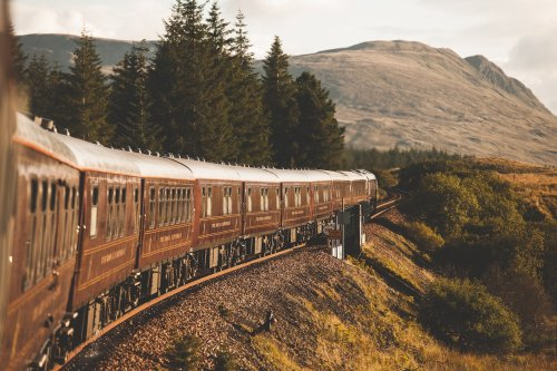 Drink your way through the Scottish Highlands on a luxury whisky train