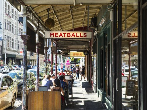 Melbourne is home to the coolest street in the world.