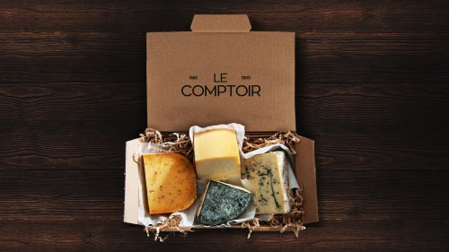 This new cheese box subscription delivers real French cheese to your door