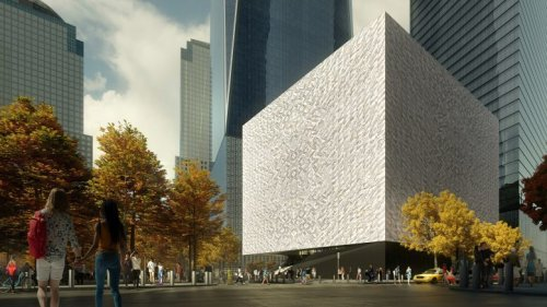 A massive new performing arts center is opening at the World Trade Center