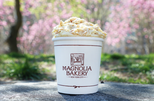 There's a new Magnolia Bakery in town, New Yorkers!