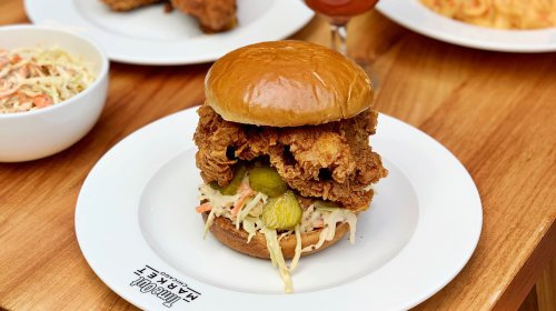 Take a bite out of Chicago's best new fried chicken sandwich
