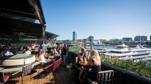 The 27 best rooftop bars Sydney has to offer