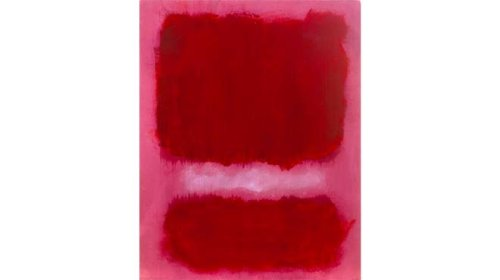 There's a show of late Mark Rothko paintings coming to London