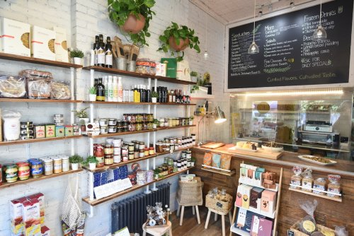 We're ready to spend all our money at this new gourmet Brooklyn delicatessen
