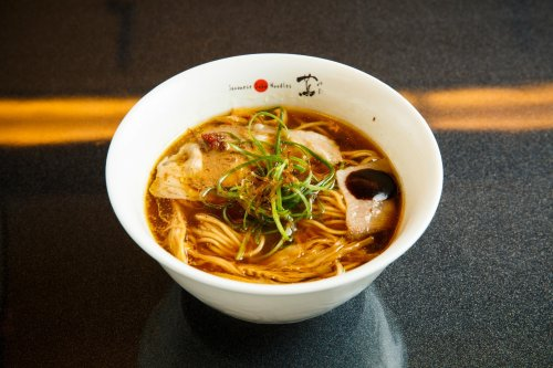 The first-ever Michelin-starred ramen shop in the world is opening in NYC