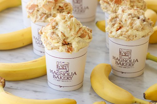 Magnolia Bakery's banana pudding truck is handing out free treats this weekend!