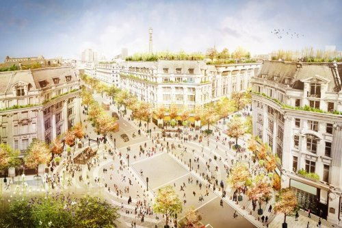 Oxford Street's radical new pedestrianisation plans have been revealed