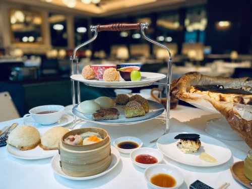 This restaurant is turning out dim sum classics for afternoon tea