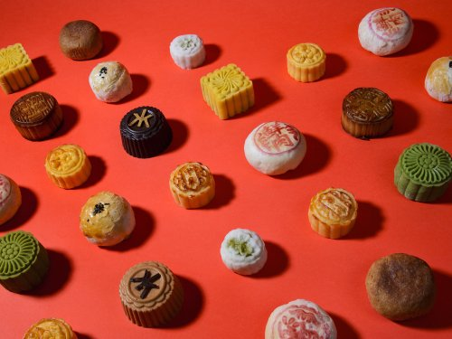 The Mid-Autumn Festival is here, which means it's mooncake season