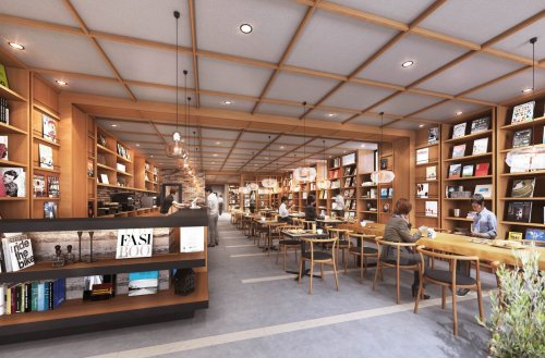 This new book hotel in Sapporo comes with 4,000 mystery and travel books