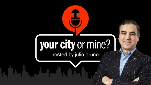 We've launched a brand new podcast on the future of cities