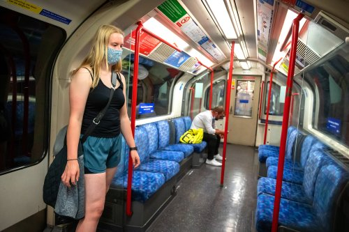 More people getting injured on the tube