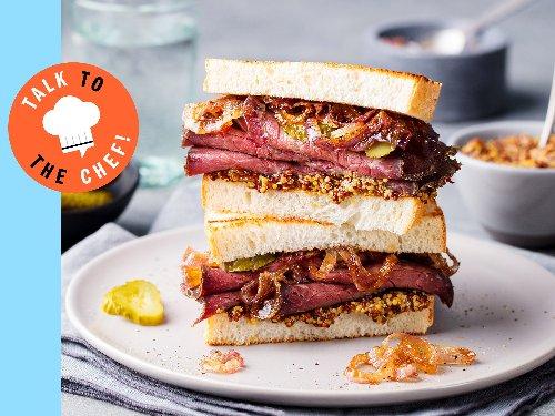 15 genius sandwich hacks, according to the world's best chefs