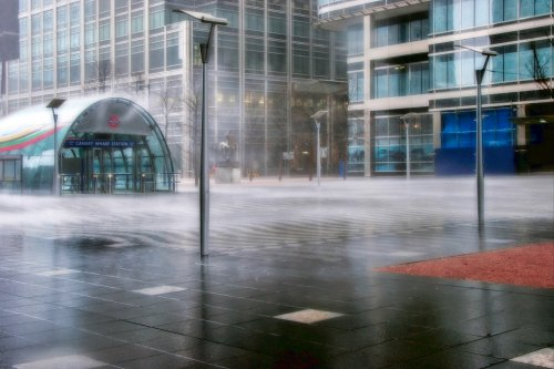 Even more thunderstorms are forecast for London this afternoon