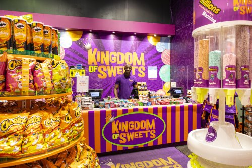 Why is central London suddenly full of mad sweetshops?