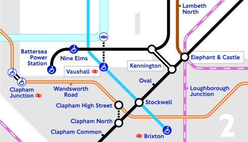 Have a peak inside London's two new tube stations