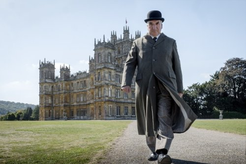 The Downton Abbey sequel is landing this Christmas